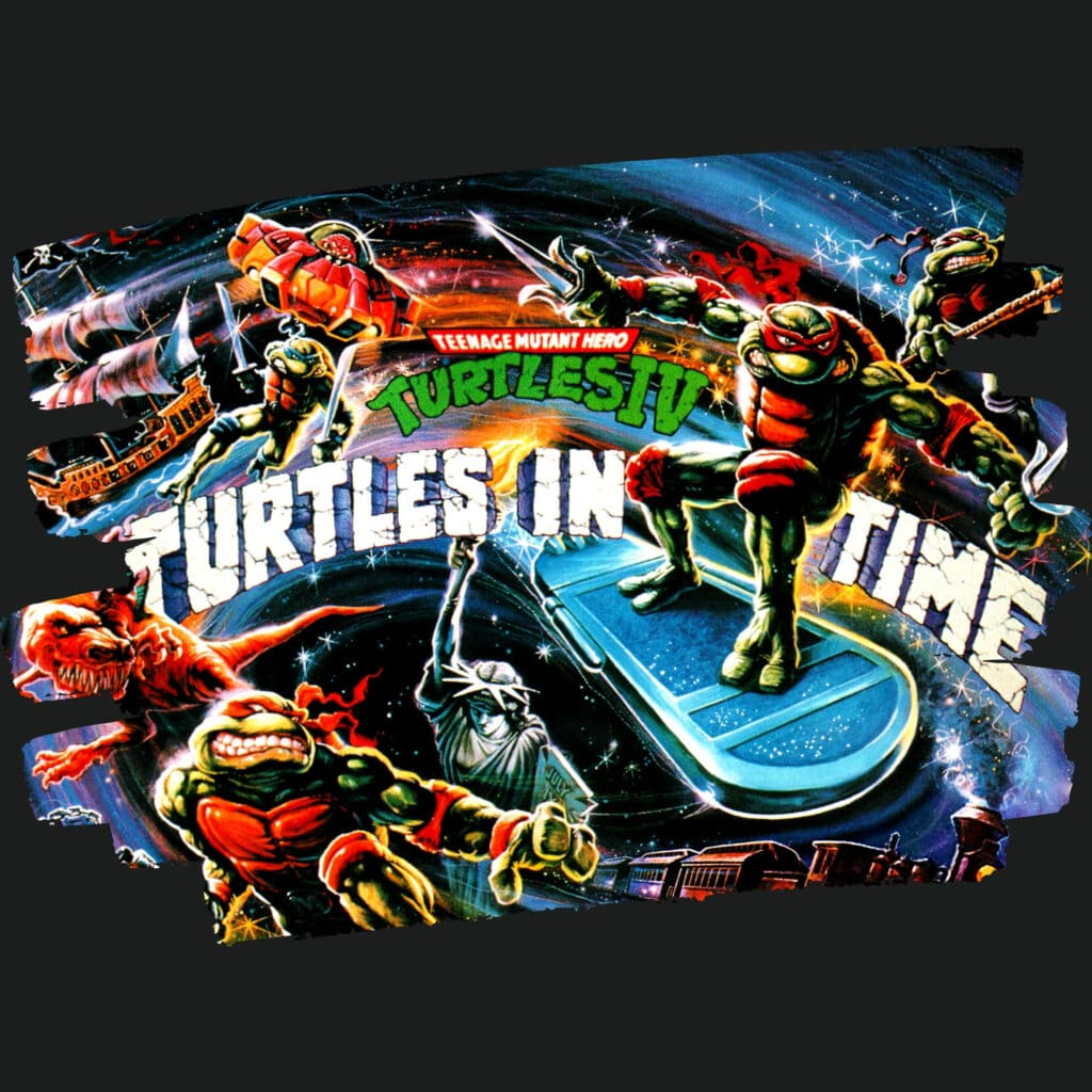 Superhero Shirts Ninja Turtles