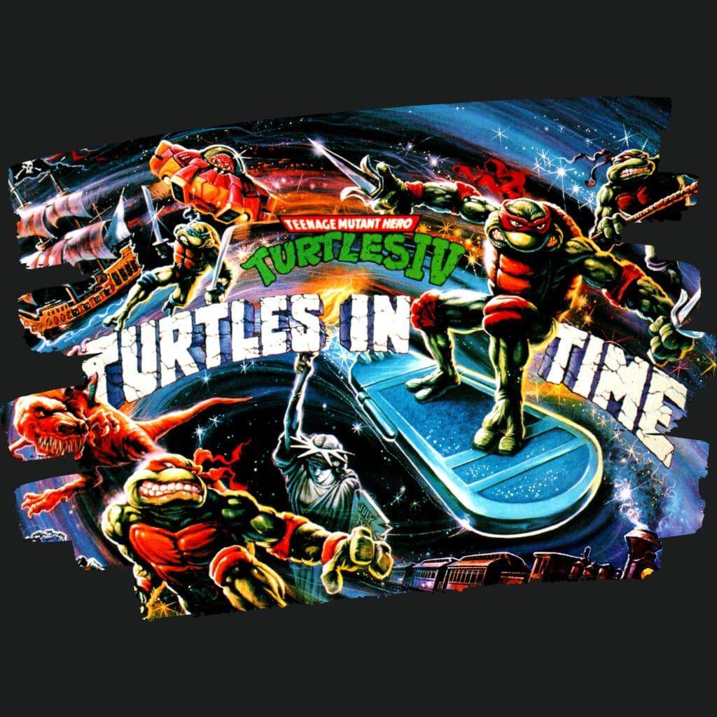 Superhero Shirts Ninja Turtles