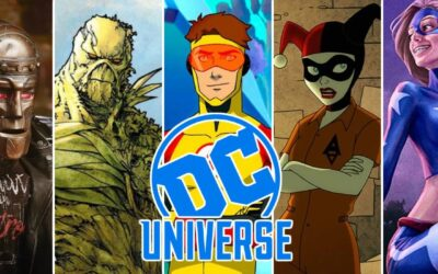All of DC Universe's Shows are Going to HBO Max Confirmed by Jim Lee