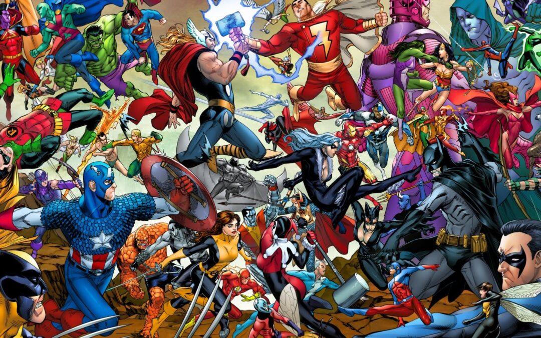 Superheroes List